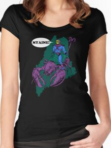 Myaine! Women's Fitted Scoop T-Shirt