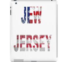 NEW JERSEY AMERICAN FLAG iPad Case/Skin