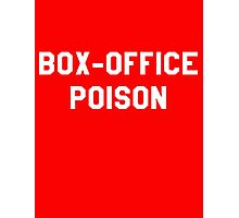 Box Office Poison- White Photographic Print