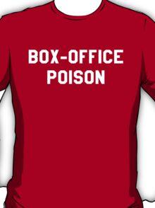 Box Office Poison- White T-Shirt