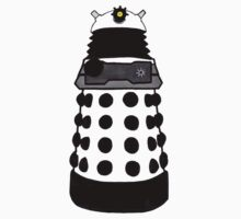 Transparent Dalek--New Paradigm. Kids Clothes
