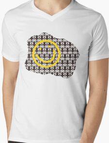 Sherlock Got Bored Mens V-Neck T-Shirt