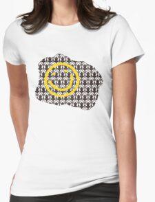 Sherlock Got Bored Womens Fitted T-Shirt