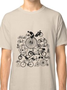 Bicycles Classic T-Shirt