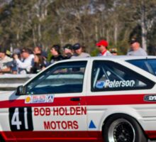 Bob Holden Toyota Corolla Sticker