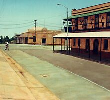 The Five Ways - Maryborough Qld by Cary McAulay