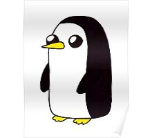 Gunter the Penguin. Poster