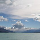 Lake Pukaki - New Zealand by JaseMck