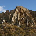 The Clay Cliffs - New Zealand by JaseMck