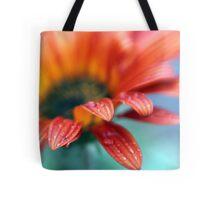 A Rainy Daisy Tote Bag