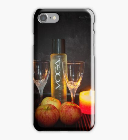 Chic and Wine iPhone Case/Skin
