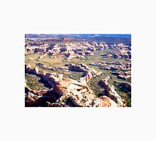 aerial of Canyonlands, Utah 3 Unisex T-Shirt