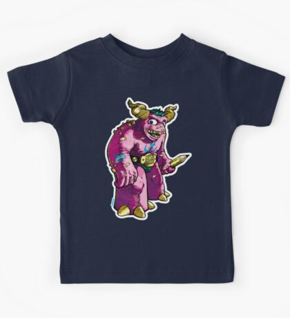 Hey There Tuff Guy  Kids Tee