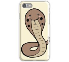 King Cobra iPhone Case/Skin