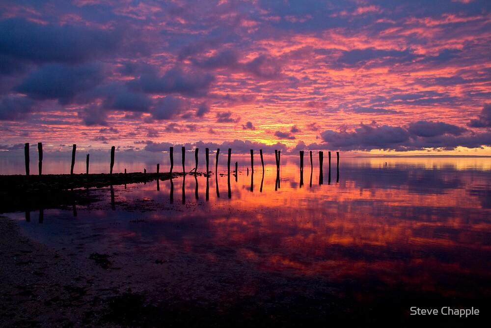 First Light... by Steve Chapple