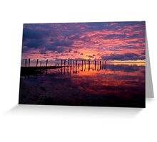 First Light... Greeting Card