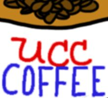 UCC Coffee Cans Sticker