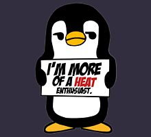 Sarcastic Penguin - The Heat Unisex T-Shirt