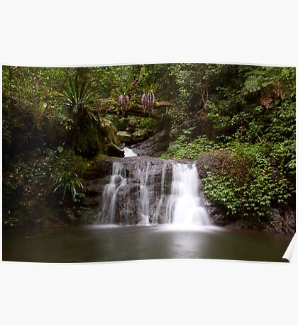 Yilgahn Falls, Toolona Creek Circuit Poster