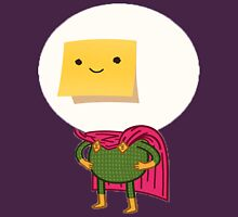 Sticky Note Mysterio Unisex T-Shirt