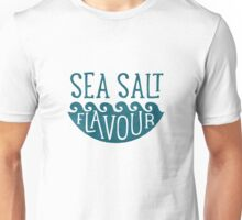 SEA SALT FLAVOUR Unisex T-Shirt
