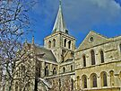 Rochester Cathedral by Kim Slater