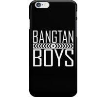 BTS/Bangtan Boys - Military Style 2 iPhone Case/Skin