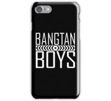 BTS/Bangtan Boys - Military Style 2 iPhone Case/Skin