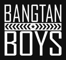 BTS/Bangtan Boys - Military Style 2 Kids Clothes