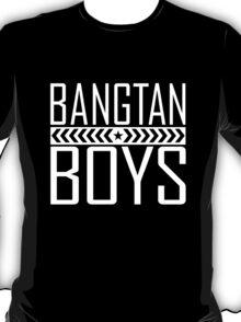 BTS/Bangtan Boys - Military Style 2 T-Shirt
