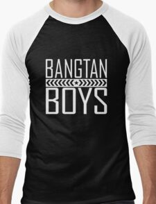 BTS/Bangtan Boys - Military Style 2 Men's Baseball ¾ T-Shirt