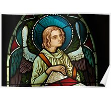 Melancholy Angel Poster