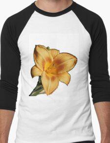 Yellow splendor Men's Baseball ¾ T-Shirt