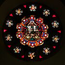 Rose Window by Werner Padarin