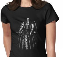 Queen Elizabeth i Womens Fitted T-Shirt