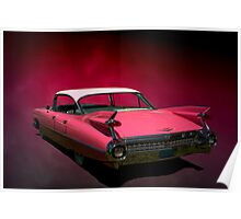 1959 Cadillac Series 62 Hardtop Poster