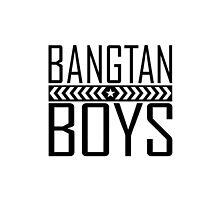 BTS/Bangtan Boys - Military Style by PaolaAzeneth