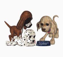 Puppy Pals Kids Tee