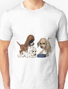 Puppy Pals Unisex T-Shirt