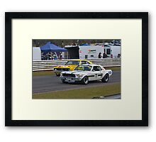 Geoghegan Stang and Beechey Monaro Framed Print