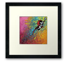 """Ode to Bill Watterson - """"Stupendous"""" Framed Print"""