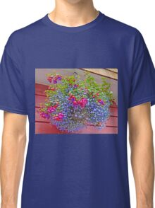 A colourful Hanging Basket Classic T-Shirt