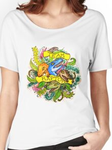 Team Raptor. By Ane Teruel. Women's Relaxed Fit T-Shirt