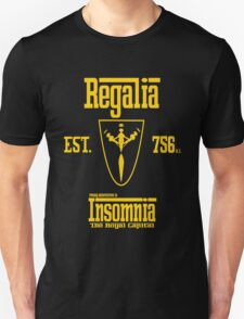 Regalia Motors-Final Fantasy XV T-Shirt