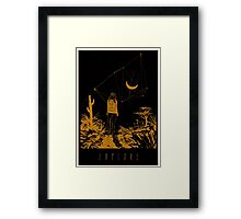 Explore What's Out There Framed Print