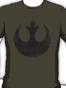 Star Wars Rebel Logo Black T-Shirt