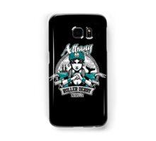 Albany Roller Derby League Logo Samsung Galaxy Case/Skin