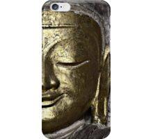 Smiling Buddha iPhone Case/Skin