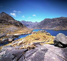Loch Coruisk by Jeanie