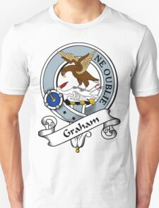 00025 Graham Clan/Family Tartan T-Shirt